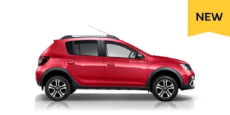 SANDERO Stepway City